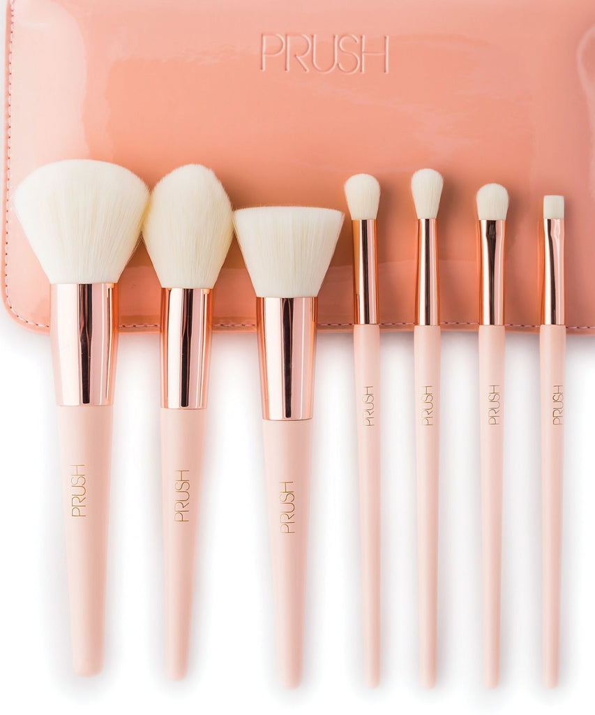 Seven Essentials Makeup Brush Set