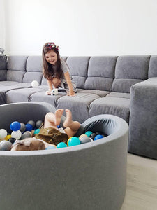 XL ball pit cover