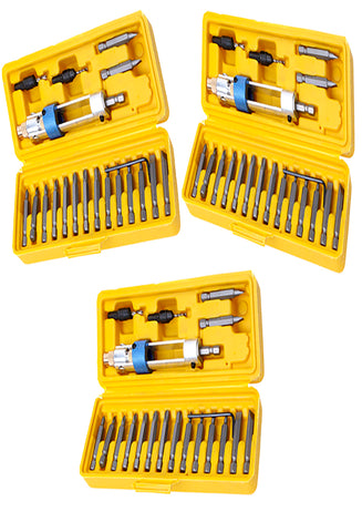 Pack 3 Sets 20 pcs Drill Flip Drive + Free Shipping