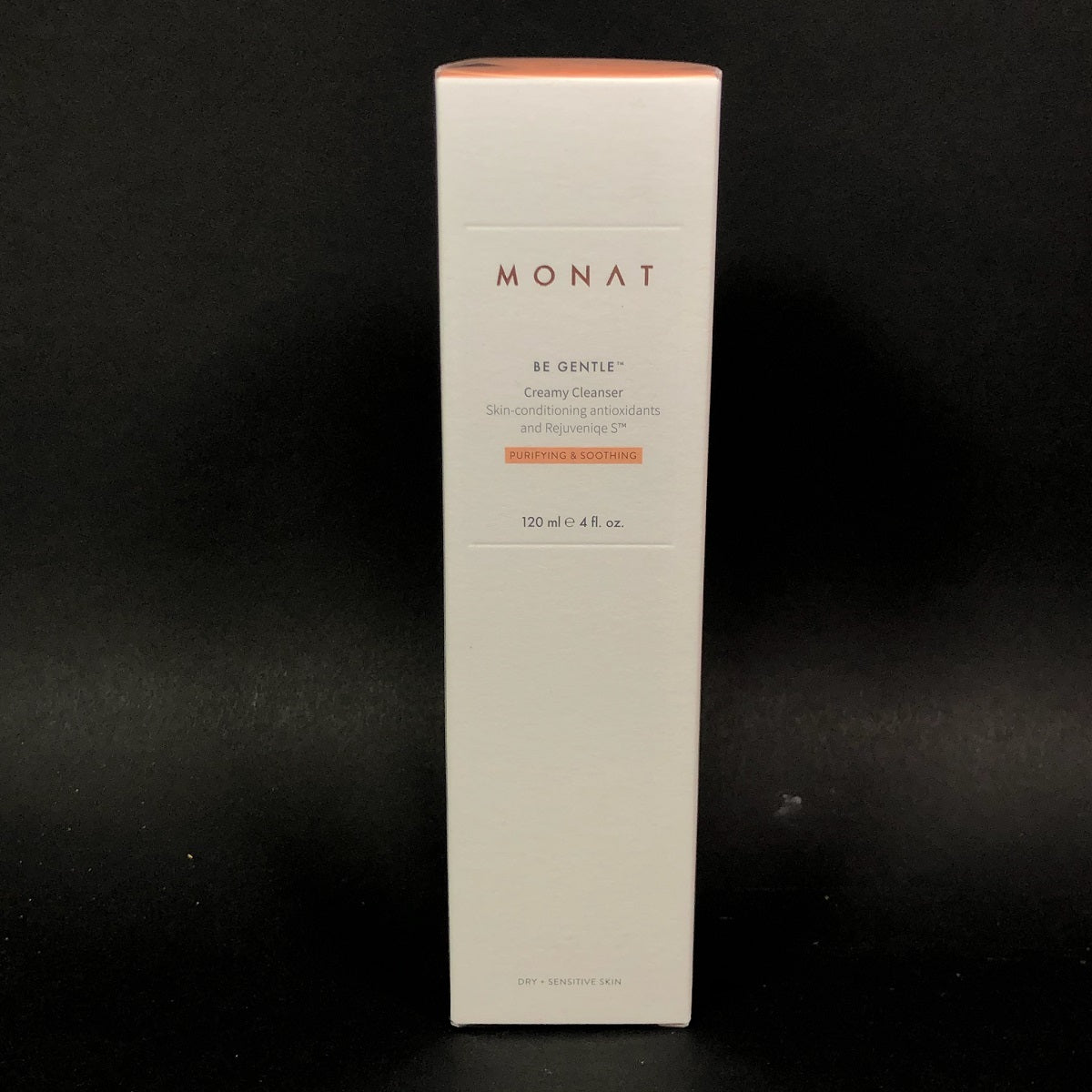 Monat Be Gentle Creamy Cleanser 4 oz