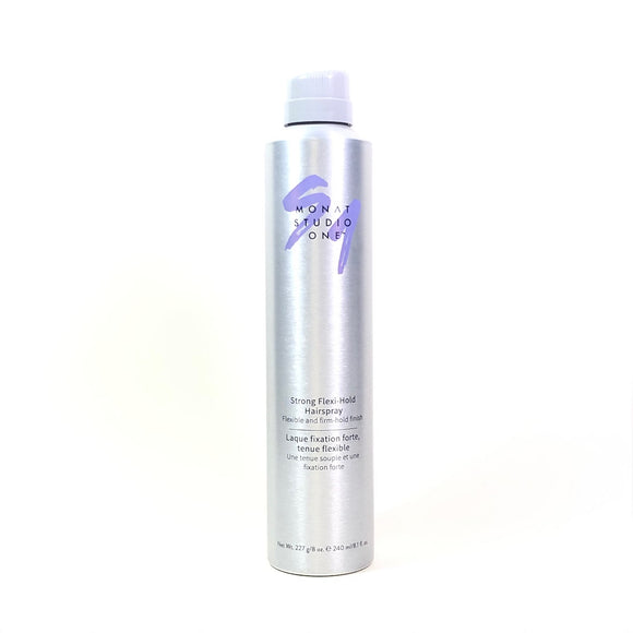Monat Strong Flexi Hold Hairspray 8.1 fl oz
