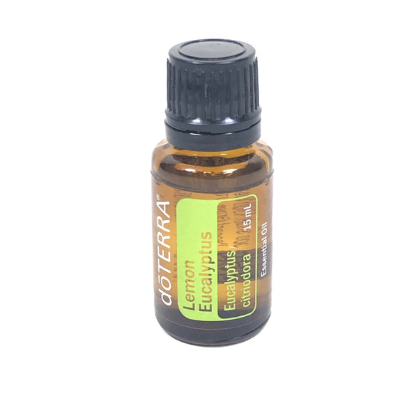 doTerra Lemon Eucalyptus Essential Oil 15 ml EXP 05/2025