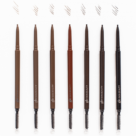 gloSkin Beauty Precise MICRO BROW Liner Retractable