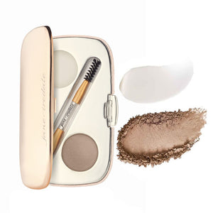 Jane Iredale Brow Kit GREAT SHAPE - Ash Blonde - NEW!