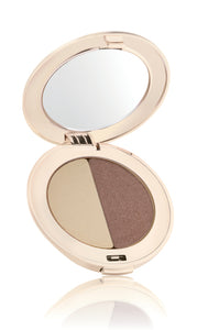 Jane Iredale Eye Shadow DUO - Oyster/Supernova