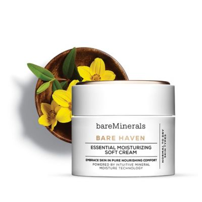Bare Minerals Bare Haven Essential Moisturizing Soft Cream