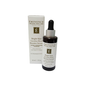 Eminence Bright Skin Licorice Root Booster-Serum  1oz/30ml
