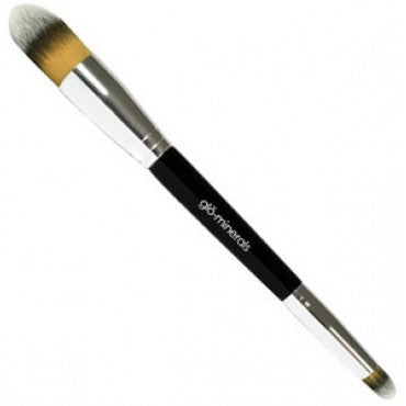 glominerals Dual Foundation/Camouflage Brush *BEST SELLER