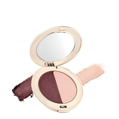 Jane Iredale Eye Shadow DUO - Berries/Cream - NEW!