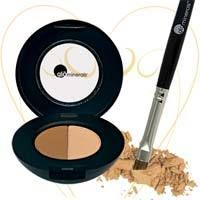 glominerals Brow Powder Duo - Blonde