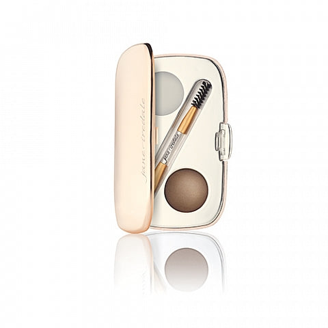 Jane Iredale Brow Kit GREAT SHAPE - Brunette - NEW!
