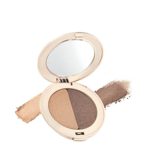 Jane Iredale Eye Shadow DUO - Sunlit/Jewel - NEW!