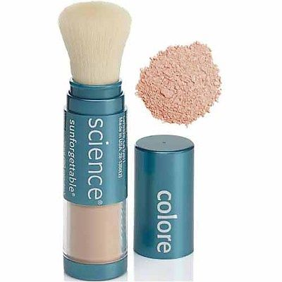Colorescience Sunforgettable SPF 30 Brush - Medium Matte
