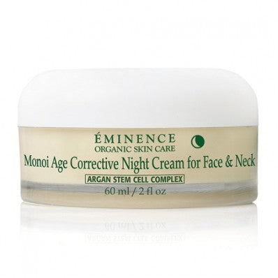 Eminence Monoi Age Corrective Night Cream Face/Neck