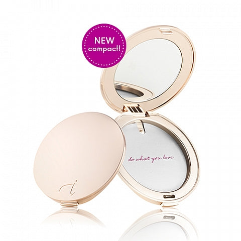 Jane Iredale Compact - Rose Gold Refillable Compact