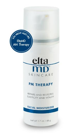 Elta MD PM Therapy Facial Moisturizer  1.7 oz pump