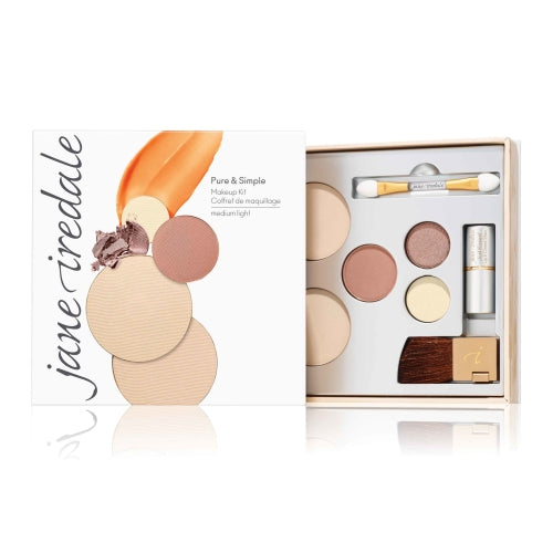 Jane Iredale Pure and Simple Makeup KIT - NEW!