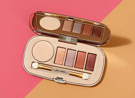 Jane Iredale Eye Shadow Kit - Solare Flare - NEW!