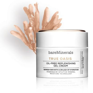 Bare Minerals True Oasis Oil-Free Replenishing Gel Cream