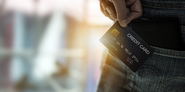 Stolen Credit Card? 5 Steps You Need to Take Right Away
