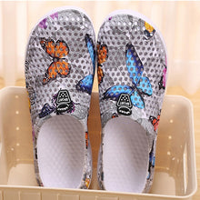 Load image into Gallery viewer, 2019 womens casual Clogs Breathable beach sandals valentine slippers summer slip on women flip flops shoes home shoes for women