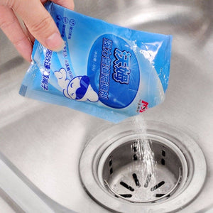 1PC New Pipeline Dredge Agent Kitchen Sewer Toilet Drain Cleaners Bathroom Strainer Clogging Strong Cleaning Agent TSLM1