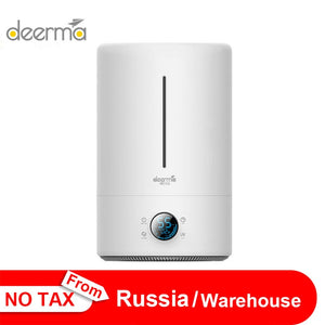 Original Home Deerma 5L Large Capacity Household Mute Air Humidifier Ultrasonic Air Humidifier Purifying Humidifier Aroma