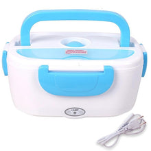 Load image into Gallery viewer, 110v 220v Lunch Box Food Container Portable Electric Heating Food Warmer Heater Rice Container Dinnerware Sets For Home Dropship