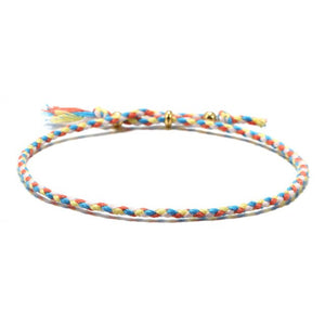 New Bohemian Style Braided Bracelet Summer Beach Suitable for Sending Friends Jewelry