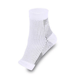1 Pair Foot angel anti fatigue outerdoor men socks compression Breatheable foot sleeve Support Socks Men Brace Sock