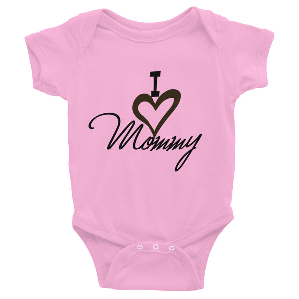 I Love Mommy Onesie