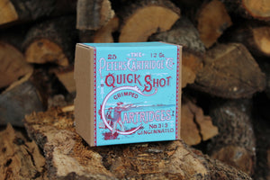 Reproduced Vintage Shotgun Shell Boxes