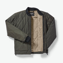 Load image into Gallery viewer, Filson jacket dark olive green six whisky
