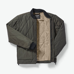 Filson jacket dark olive green six whisky