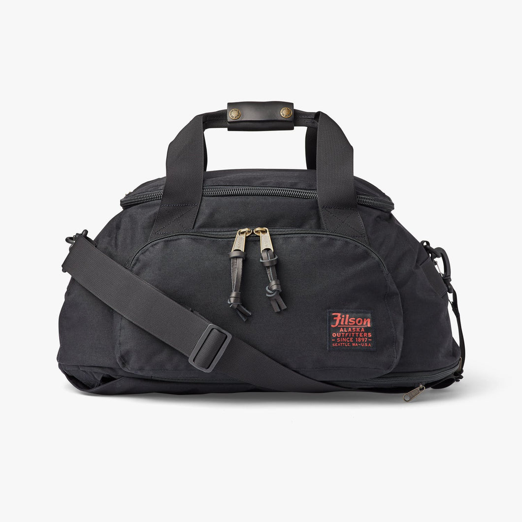 Front view Filson Dark NAvy Pack backpack at 6Whisky
