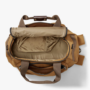 Filson six whisky interior view pack bag