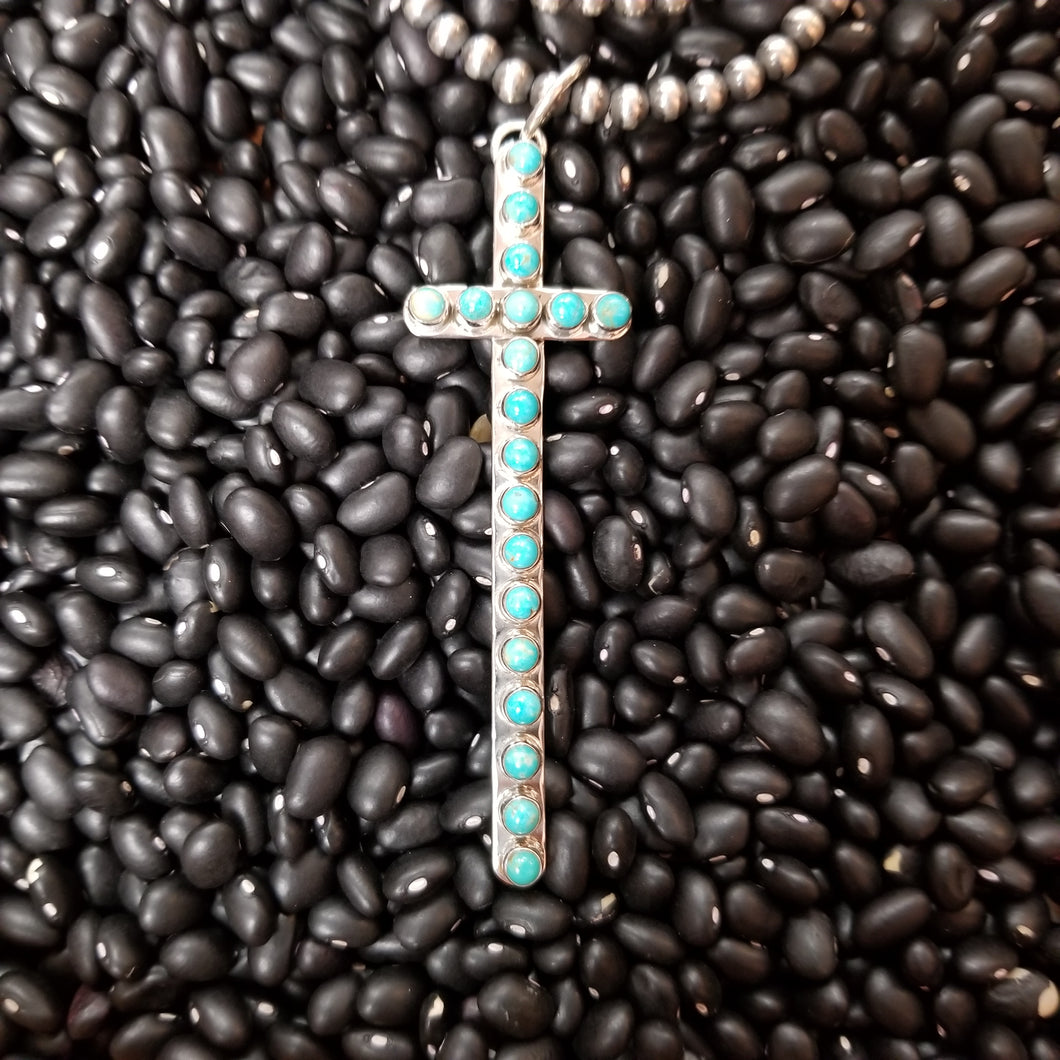 Sister Mary Cross Pendant