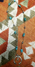 Load image into Gallery viewer, Cowboy and Indians Naja Necklace