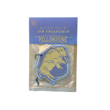 Load image into Gallery viewer, Yellowstone National Park Air Freshener 6Whiskey Good & Well Co. made in USA