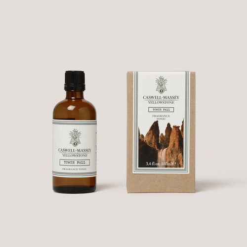 Caswell-Massey Yellowstone Forever Tower Fall Fragrance tonic 6whiskey six whisky 6 whiskey
