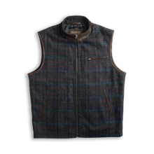 Load image into Gallery viewer, Madison Creek Outfitters wool vest Asheville in Churchill MCO 6whiskey 6 whiskey six whisky