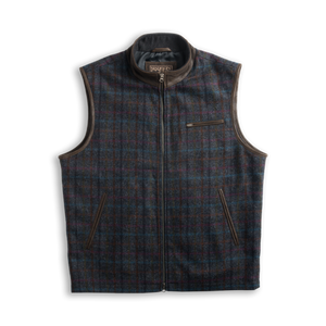Madison Creek Outfitters wool vest Asheville in Churchill MCO 6whiskey 6 whiskey six whisky