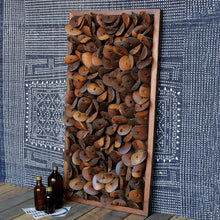 Load image into Gallery viewer, Shoe Parts Wood Wall Art 6Whiskey