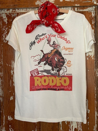 Cheyenne Rodeo T Shirt