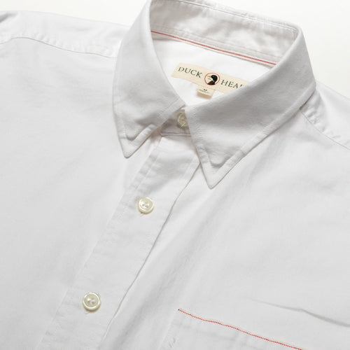 Duck Head Bedford Solid Button Down