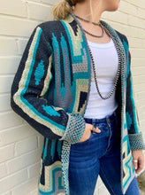 Load image into Gallery viewer, Tasha Polizzi Lakeville Cardigan 6Whiskey Fall 2020
