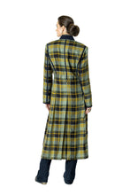 Load image into Gallery viewer, DDR Rodgers Plaid Duster 6Whiskey six whisky Taos Holiday Collection C2762