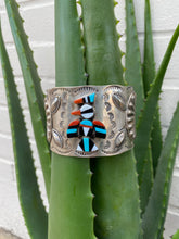 Load image into Gallery viewer, Thunderbird Inlay Cuff
