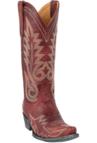 Old Gringo Red Nevada Cowboy Boot 6Whiskey