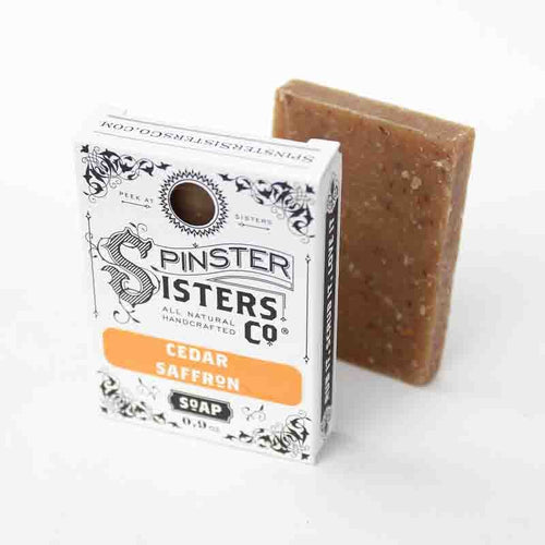Spinster Sisters Soap 6 whiskey six whisky